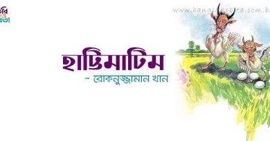 হাট্টিমাটিম - রোকনুজ্জামান খান