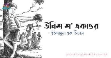 উনিশ শ' একাত্তর - ইমদাদুল হক মিলন